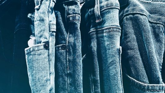 Le jean, la base du dressing masculin