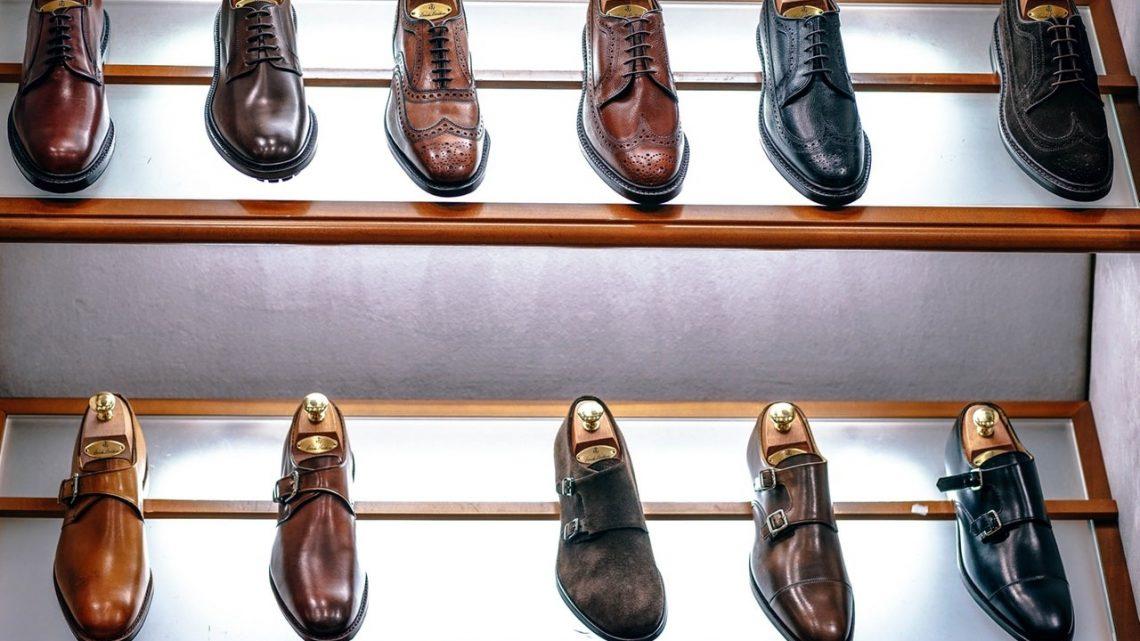 Les chaussures dans la mode pour hommes