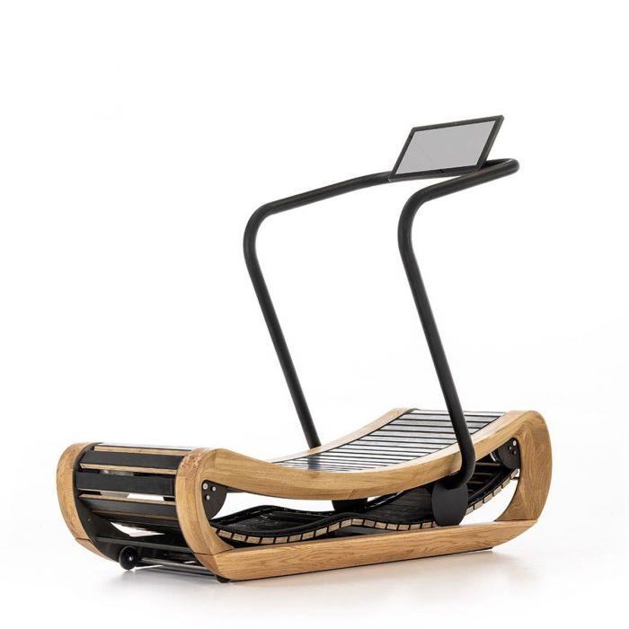 Tapis de course en bois, design et déco